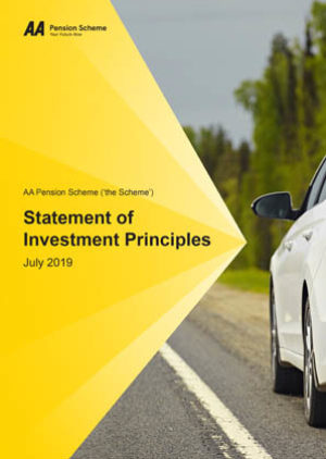 Statement of Investment Principles 2019
